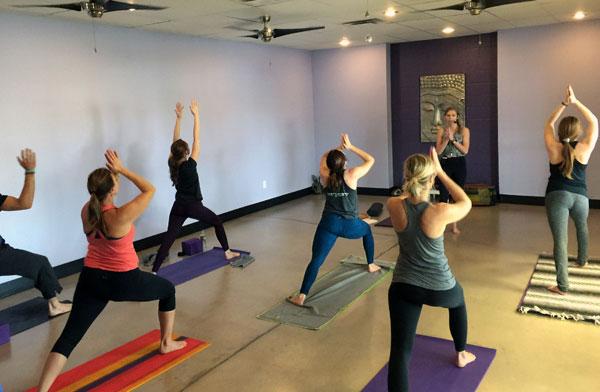 Hot Yoga In Scottsdale Tempe Hot Yoga University