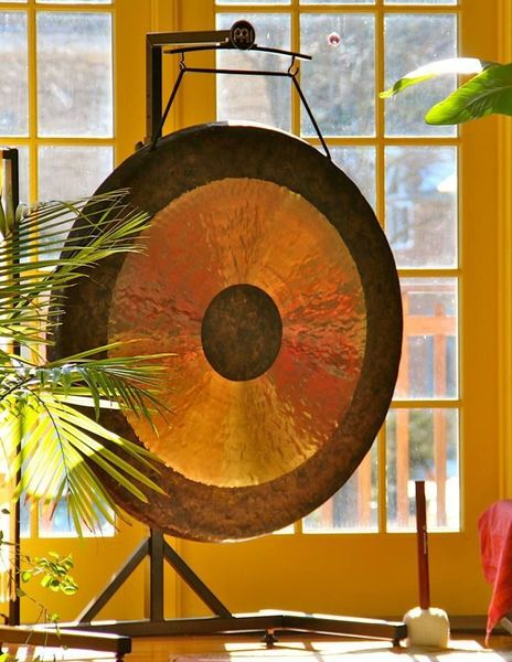 Full Moon Gong Sound Medicine